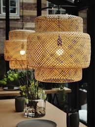 Ikea Krydda Vaxer Usa 10 Easy Pieces Airy Woven Pendant Lights Gardenista Sourcebook