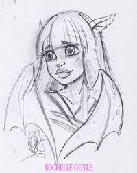 monster asieybarbie illustration monster