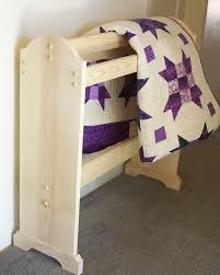 7 best quilt racks images on pinterest quilt racks wood working
