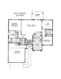 Borgata Floor Plan