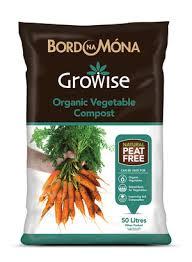 compost cuisine bord na móna horticulture bord na móna growise organic vegetable