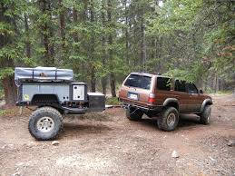 jeep utility trailer redeth u0027s overland trailer build expedition portal