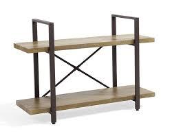 two shelf bookcase larida us