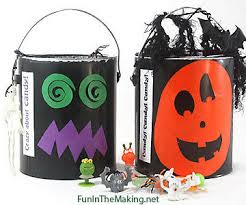 trick or treat 15 homemade bag u0026 bucket ideas