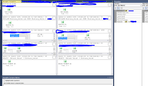 sql comparing stored procedure execution plan at different