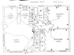 house floor plan symbols architectural electrical symbols 17