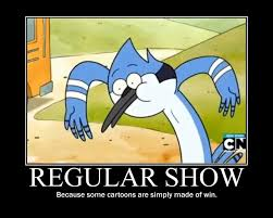 Funny Regular Show Memes - love this show so much and its creator cites mighty boosh as one of