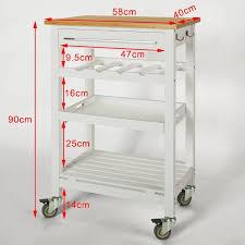 servierwagen küche 25 parasta ideaa pinterestissä küchenwagen weiß servierwagen