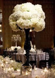 White Floral Arrangements Centerpieces by White Wedding Centerpieces Wedding Flowers Inside Weddings