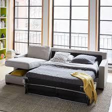Sectional Sleeper Sofa Ikea Henry 174 2 Pull Sleeper Sectional W Storage