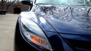 mazda 6 headlight issue youtube
