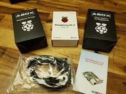 der tester globmall abox raspberry pi 3 starter set