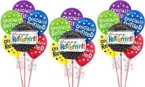 retirement balloon bouquet happy retirement celebration balloon bouquet 5pc party city canada