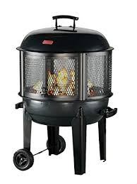 Firepit On Wheels Coleman Fireplace With Wheels Sports Outdoors