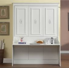 queen murphy bed cabinet wall bed with desk natanielle full murphy bed with desk and storage