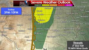 Severe Weather Map Active Severe Weather Pattern This Week Into The Weekend U2022 Texas