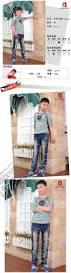 kids jeans children garments trousers pants boys warm design