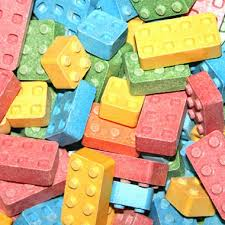 candy legos where to buy candy blox assorted uncoated candy 11 lbs sam s club