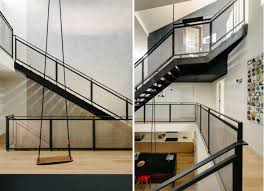 Architectural Stairs Design 10 Favorites Wood And Steel Stairs From The Remodelista Architect