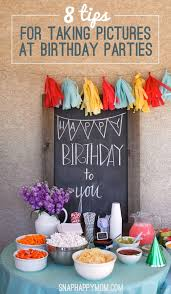 25 best birthday party photography ideas on pinterest second