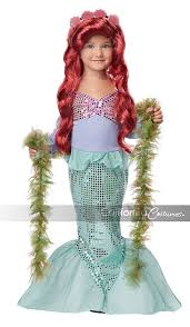 toddler girl costumes lil mermaid girl s costume clothing