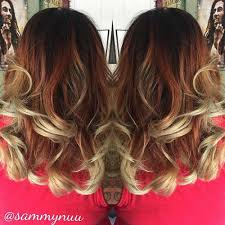 best summer highlights for auburn hair cute fall hair colors and highlights ideas