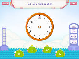 the analog clock worksheets first grade math