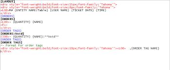 increase font size in printing version 4 sambaclub forum