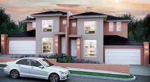 Dual Occupancy Floor Plans Dual Occupancy Home Builders Melbourne Glenvill Homes