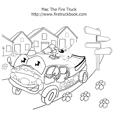 fire truck coloring pages fire truck book children learn