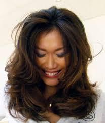balayage hair color ideas long layered hair asian rmzkvggd long