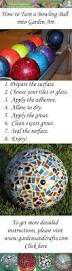 best 25 bowling ball garden ideas on pinterest bowling ball art