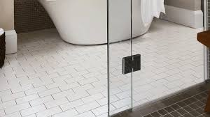 bathroom floor idea white tile bathroom floor attractive small bathroom renovations