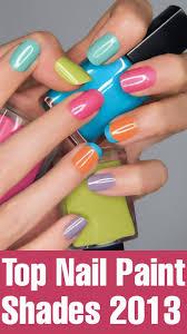 the 25 best nail paint shades ideas on pinterest nice nail