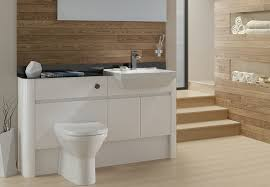 Fitted Bathroom Furniture White Gloss Modern Style Bathroom Furnishings Stylish Fitted Bathroom Furniture