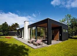 one houses one storey house in denmark adorable home architecture