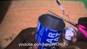 membuat jaringan wifi lancar cara membuat sinyal wifi stabil dengan kaleng bekas youtube