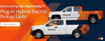 hybrid pickup truck xl hybrids to launch first ever fleet ready plug in hybrid pickup