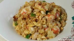 cauliflower fried rice ketogenic diet asian recipe keto meal