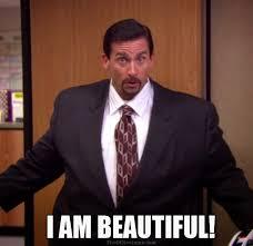 I Am Meme - the office isms michael scott memes