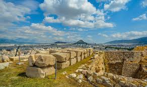 imagenes de antigua atenas fondo de pantalla de ruinas ciudad antigua acrópolis templo