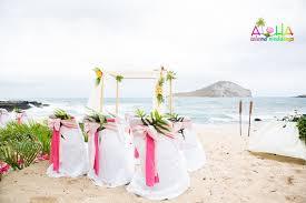 wedding arches definition hawaii weddings custom designed alters on oahu