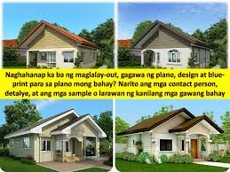 House Design Layout Philippines Sample Floor Plans Houses Philippines House Design Plans
