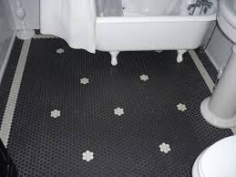 Bathroom Vinyl Floor Tiles Bathroom Extraordinary Cork Flooring In Bathroom Pros And Cons