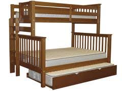 Bunk Beds With Trundles Free Shipping At Bunk Bed King - Trundle bunk beds