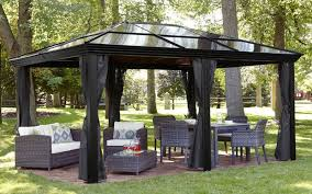 gazebo bari four seasons sedona gazebo 3 65 x 4 86m