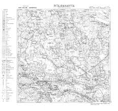1939 Map Of Europe by Old Map Of Suur Pero Perovo And Close Surrounding In 1939 Buy