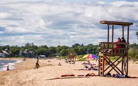 the best laid back beach towns in the north east travel leisure