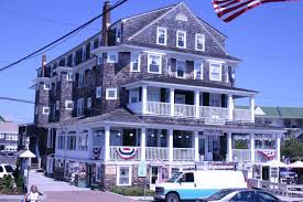 Union Park Dining Room by Cape May New Jersey Is One Of The Most Haunted Towns In America