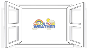 gamecock coloring pages color your weather with storm team 7